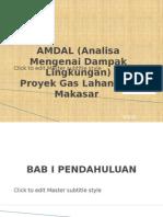 AMDAL Fisika Lingkungan