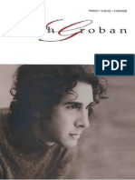 Josh Groban Musicbook