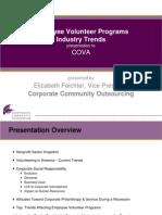 Employee Volunteer Programs_COVA Presentation_032310