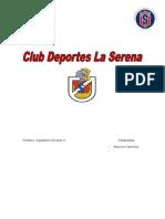 Informe Club Deportes La Serena