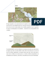 mapa topografico