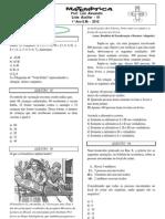 + POSITIVO - 1ºAno E.M. - L.A - Lista  Auxiliar 01 - 1º Bim 2012 - Conjuntos