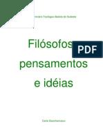 Carla Geanfrancisco - Filosofia Para Iniciantes - Resumo