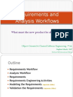 04 - Analysis Concepts and Requirements Workflow