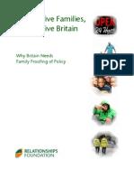 Progressive Families, Progressive Britain