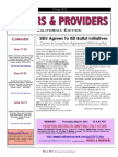Payers & Providers California Edition – Issue of May 3, 2012