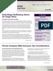 WSGR Entrepreneurs Report Spring 2008