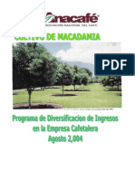 Cultivo de La Nuez de Macadamia