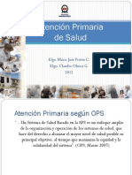 02. Atención Primaria de Salud conceptual e historia