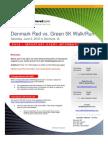 GMR - Denmark Red vs. Green 5K - Important Client Admin Information