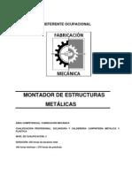 Montador de Estructuras Metalicas