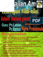 Nilai Islam