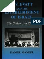 H.v. Evatt and the Establishment of Israel