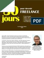 30 jours pour devenir Freelance