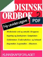 Vocabulario Medico en Noruego