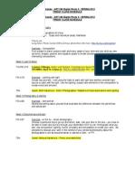 Sp12 ART240 FRI Schedule-Revised