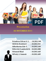 Slide Presentation English TOEFL