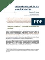 Traducción_articulo_Market_reforms_and_the_Energy_sector_in_South_America_Ignacio_Lara