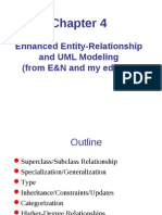 Eer Data Modelling
