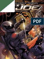 G.I. Joe Retaliation TPB Preview