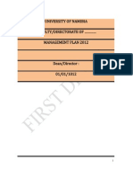 2012 - Management Planning Template (3)