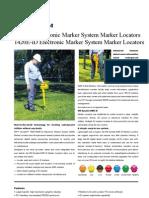 3M Dynatel 1420 iD Electronic Marker System
