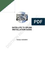 Satellite User Manual - 11082010