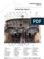 Cockpit P28A PHH