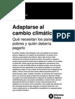 070529 Adaptarse Al Cambio Climatico