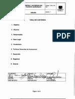 CRG-PR-002 Asepsia y Antisepsia del Paciente Quirurgico