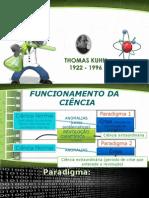 Thomas Kuhn, O Desenvolvimento da Ciência