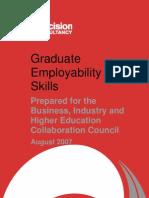 Graduate Employ Ability Skills Final Report 1