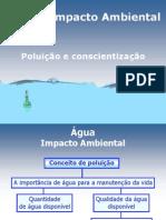 Poluição das aguas