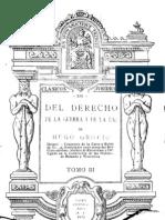 35767895 Grotius Hugo Del Derecho de La Guerra y de La Paz T 3 1925