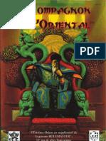 Role Master -FR- Le Compagnon de L'Oriental[1]