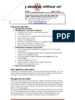 DPIAP Email Update 3May2012