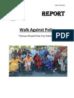 Polio Campaign Walk in Pakistan