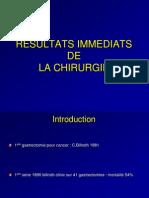 7 - Resultat Immediat - Dr Haddam