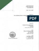 Draft Pool Report