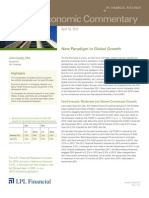 Weekly Economic Commentary 5-03-12