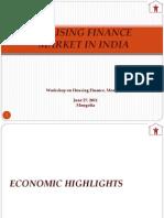 1 Housin Finance Market in India MR.vishal NHB