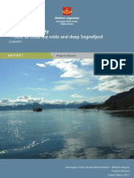 A Feasability Study_How to Cross Sognefjord