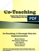 Co-Teaching Strategic Plan2