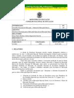 Parecer CNE,CEB n. 11.2000
