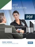 Impresora FARGO HDP8500 ID SMART TECH http://www.fargomexico.idsmarttech.com/