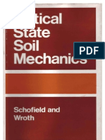 Schofield & Wroth - Critical State Soil Mechanics