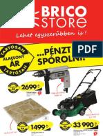 akciosujsag.hu - Brico Store, 2012.04.25-05.06