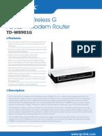 TD-W8901G 6.0