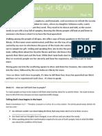 Ready Set REACH Week 6 PDF