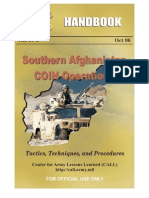 US SOF South Afghanistan COIN 2006 - wikileaks
